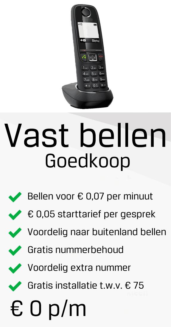 goedkoop bellen