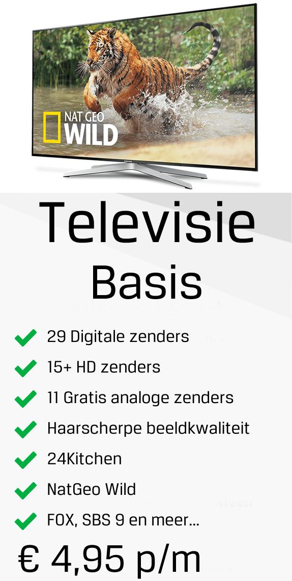 tv basis bestellen